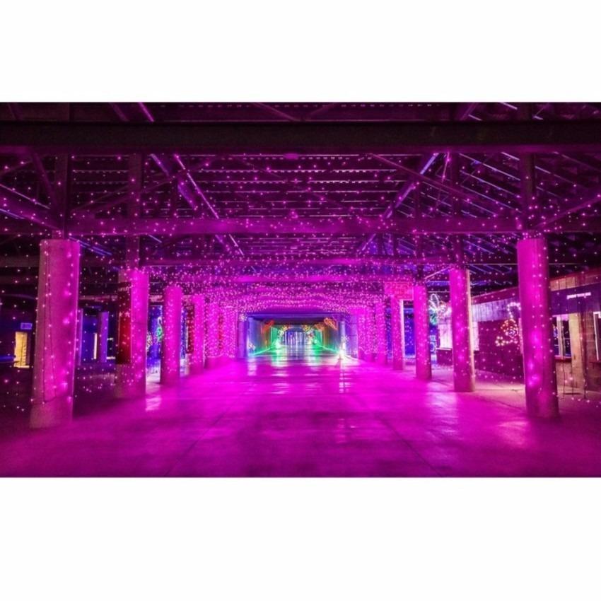 Gambar Produk Rinci Lampu Tumblr Pink 10 METER / Lampu Hias ELT N-1031 7STAR Dekorasi Dan Hias Tumblr Natal Twinkle Light 10 Meter FULL + Ada Colokan ...