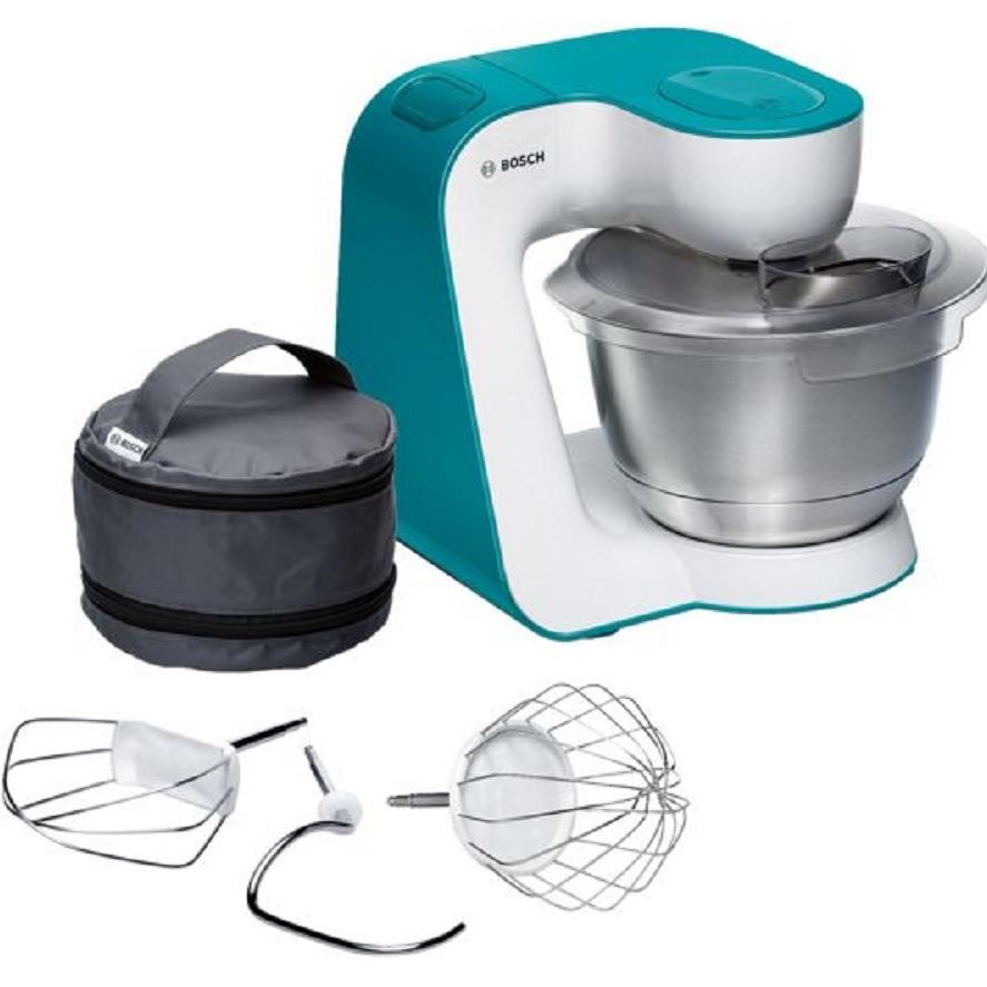 Spesifikasi Bosch Kitchen Machine Mum54D00 Biru Free Ongkir Jabodetabek Baru