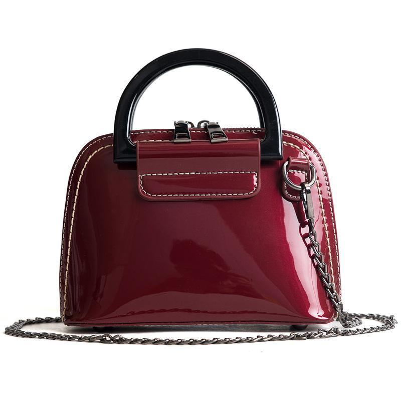 Hiasan Kerang tas kecil perempuan 2018 model baru Gaya Korea musim panas seluruh paket kecil gadis