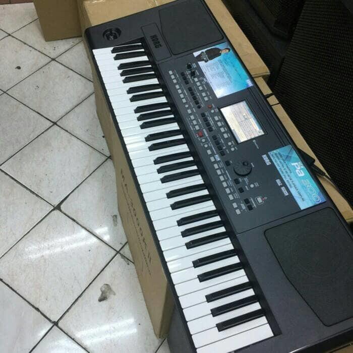 ORIGINALS  Keyboard Korg PA 300 New Garansi Resmi