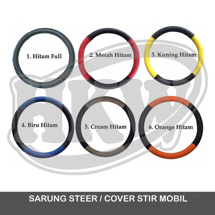 Sarung Cover Steer Stir Mobil Suzuki Carry