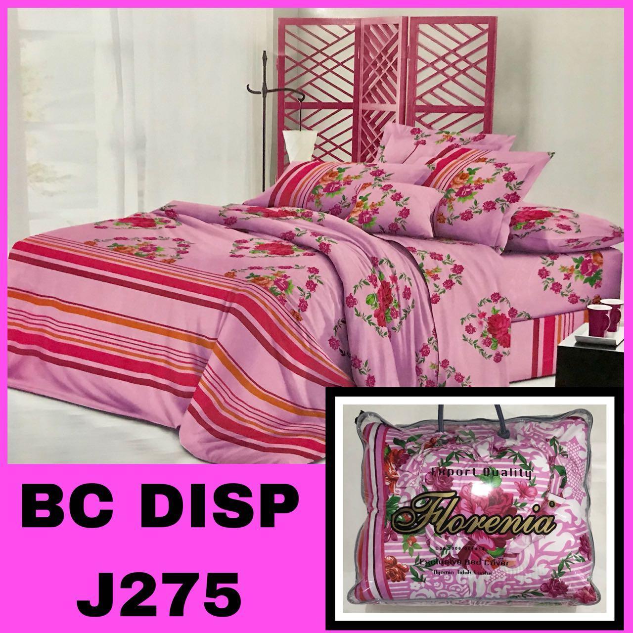 Bedcover Set Microtex Disperse Florenia disp2