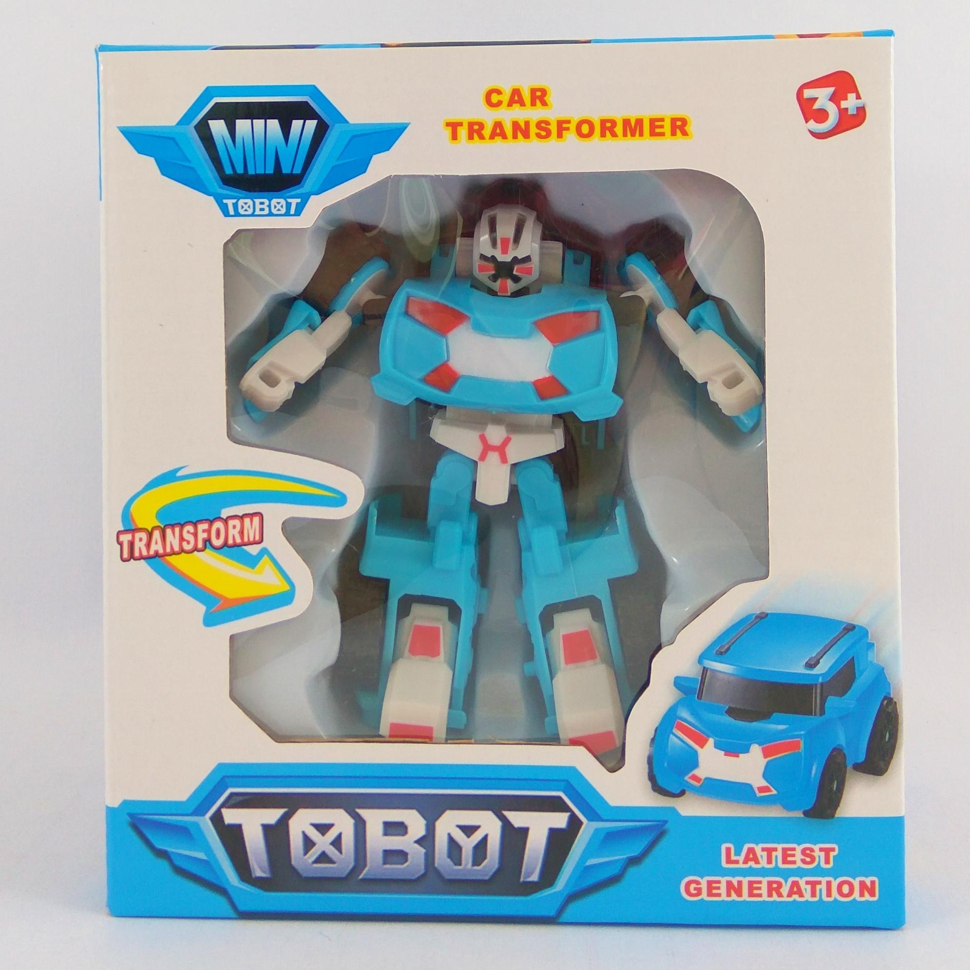 Mainan Mini Tobot X