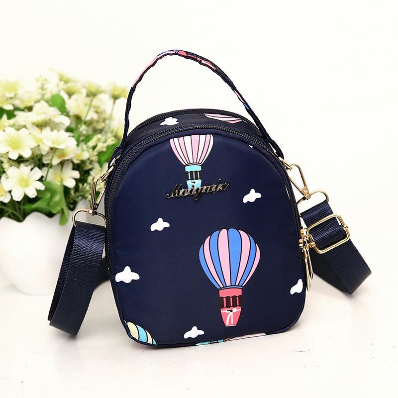 Modis Balon udara panas Mini tas kecil Versi Santai Korea genggam tas  wanita serbaguna tas bahu 99f836f443