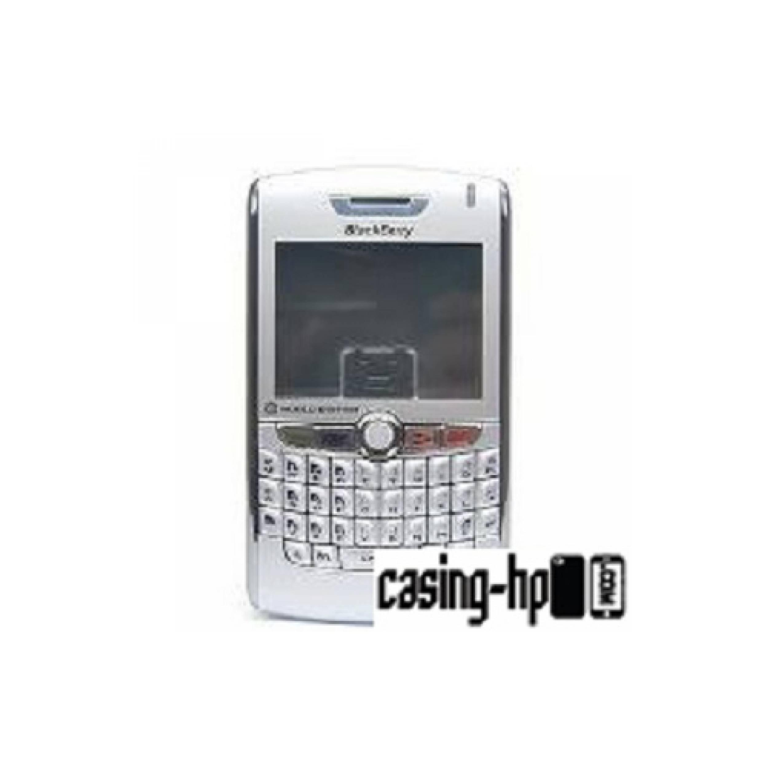 Casing case housing blackberry 8800 SET silver