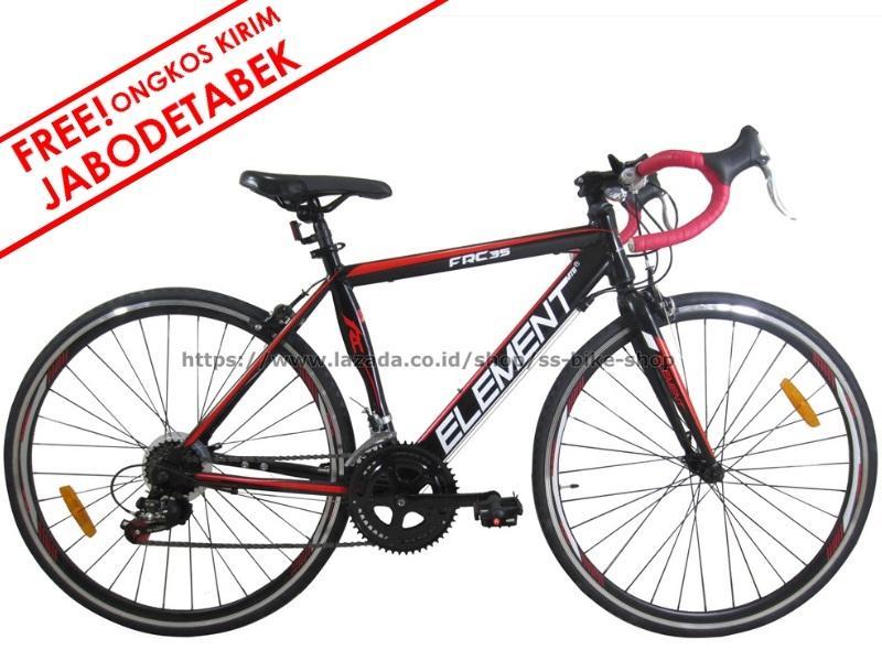 Sepeda Balap Element FRC 35 700c - GRATIS ONGKIR & PERAKITAN  KHUSUS JABODETABEK
