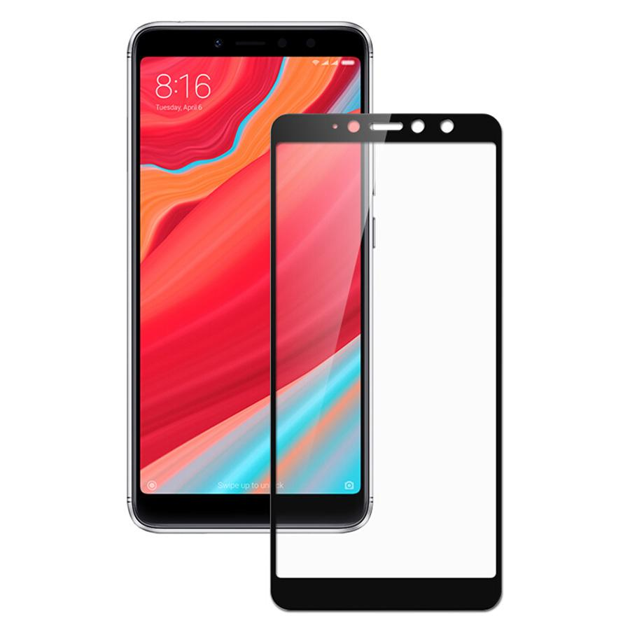 ... Caselova Premium Tempered Glass Warna Full Cover For Xiaomi Redmi S2 ( layar 5.99 inch ) ...