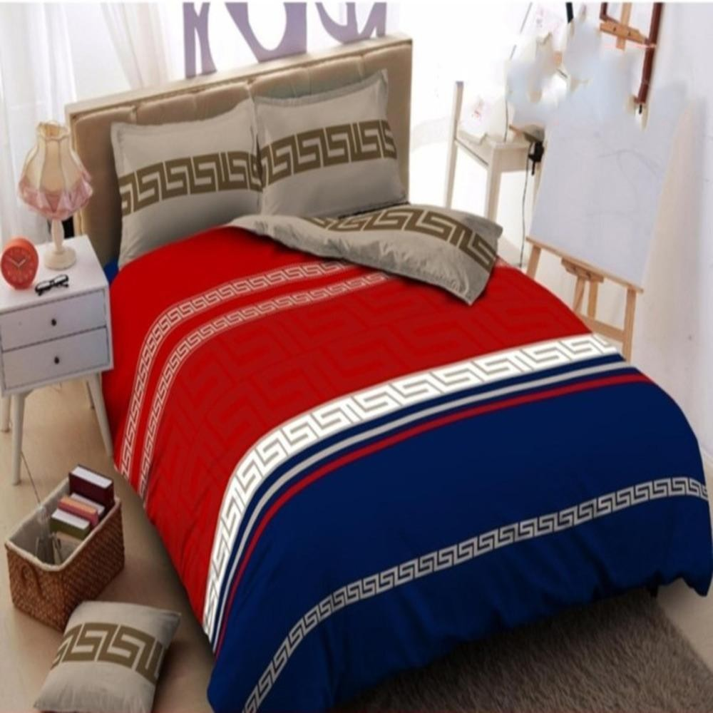 Review Toko Kintakun Dluxe Bedcover King Motif Givency 180X200 Cm Online