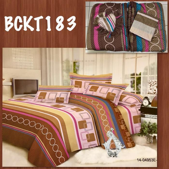 bedcover set king size paling MURAH - 3