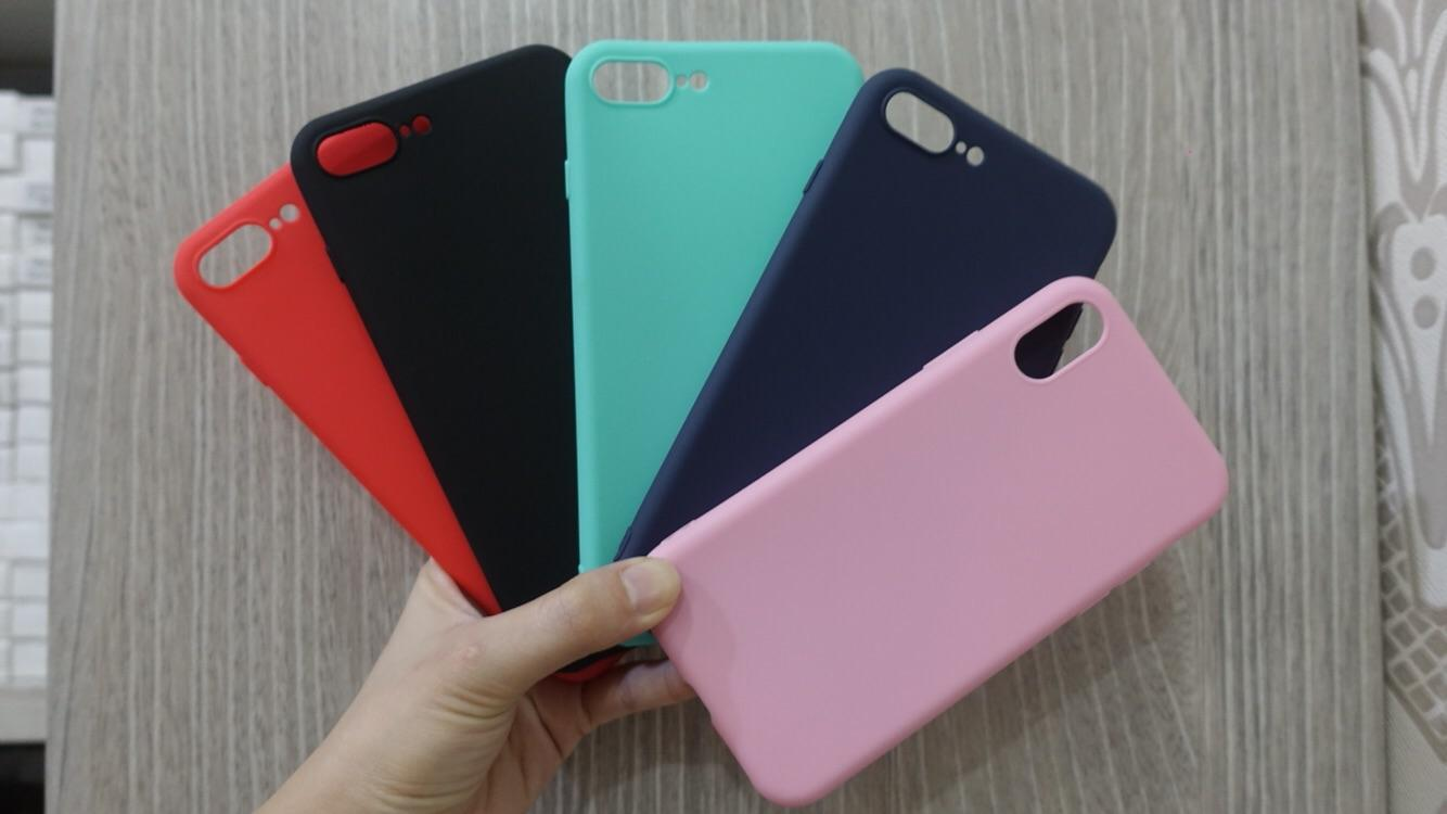 Fitur Casing Silikon Tpu Case For Iphone 7 7s 8 8s X Dan 360 Full Cover 7g Plus Softshell