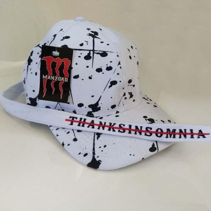 Just Cloth Topi Baseball Tali Panjang Distro Thanksinsomnia Original