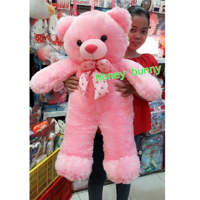 Boneka Bear Teddy Bearberuang Besar Love - Daftar Harga Terlengkap ... 5c332f1794