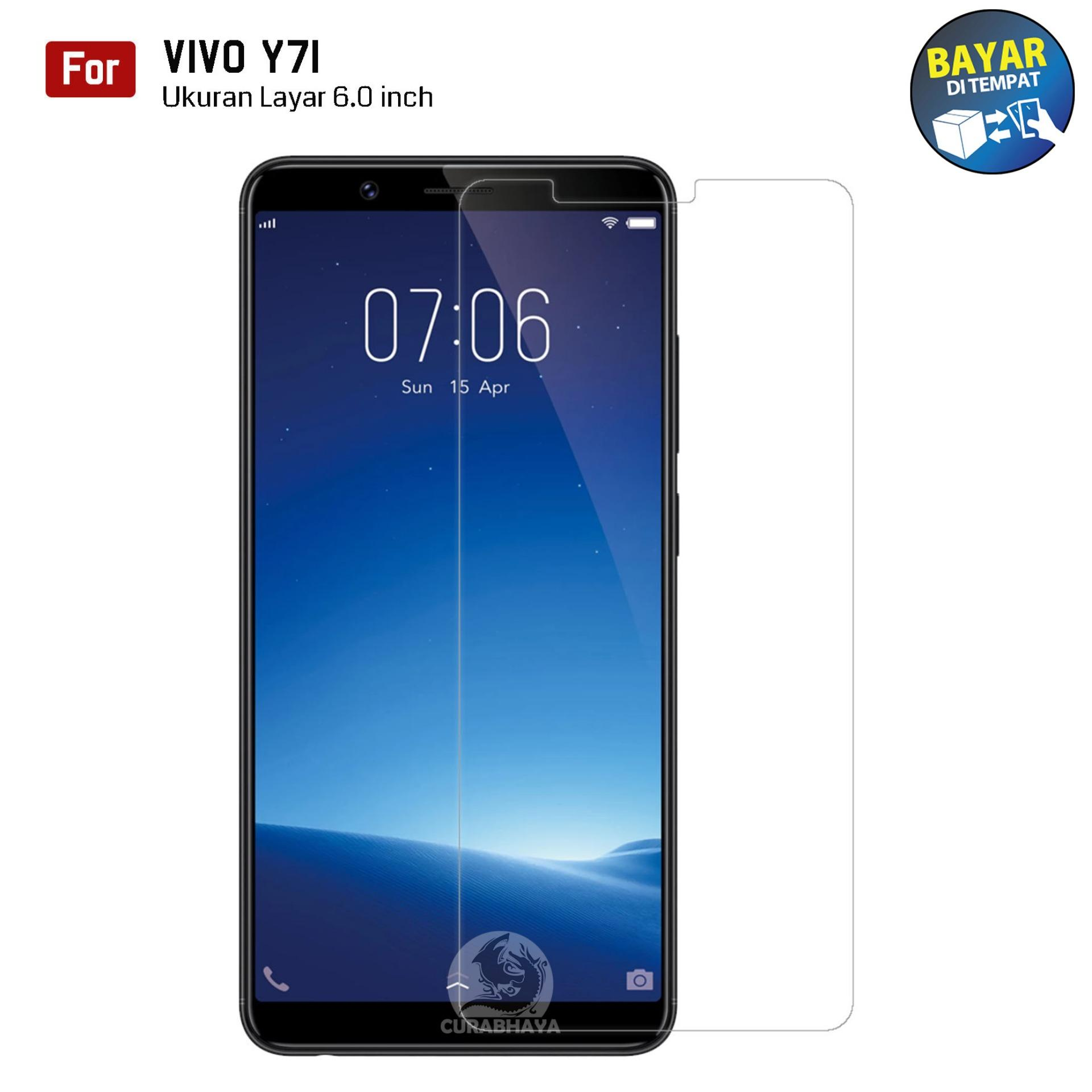 Kong Tempered Glass Vivo Y71 | 9H Screen Protector 0.32mm - Bening
