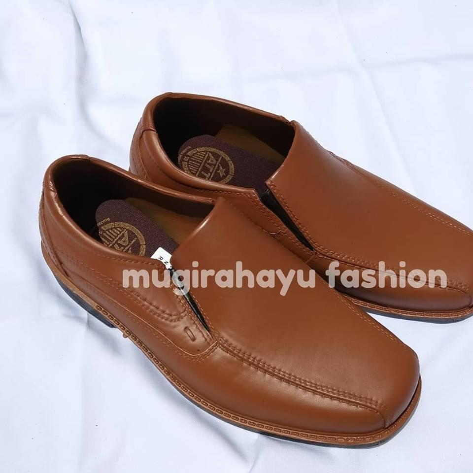 Att Ab 375 Sepatu Pantofel Karet Hitam Daftar Harga Terlengkap Merk Kerja Pria Formal Cokelat