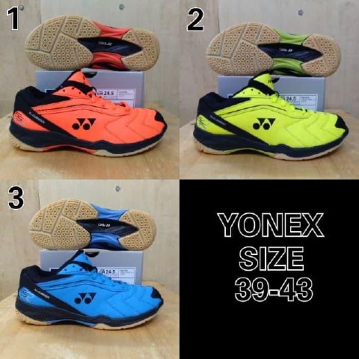 [PROMO] Sepatu Badminton Bulutangkis Yonex Srci 65R Tru Cushion
