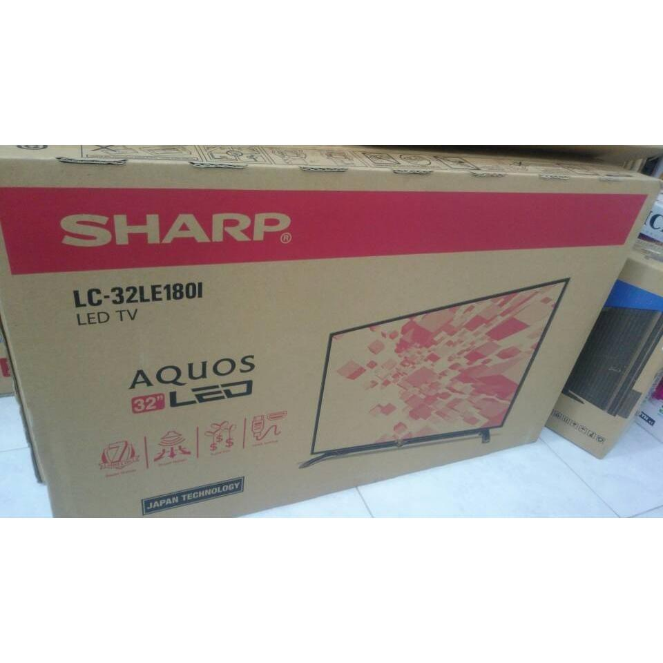 Sharp Aquos LC-32LE260 LED TV [32 Inch]