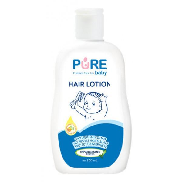 Pure Baby Hair Lotion - 230 ml