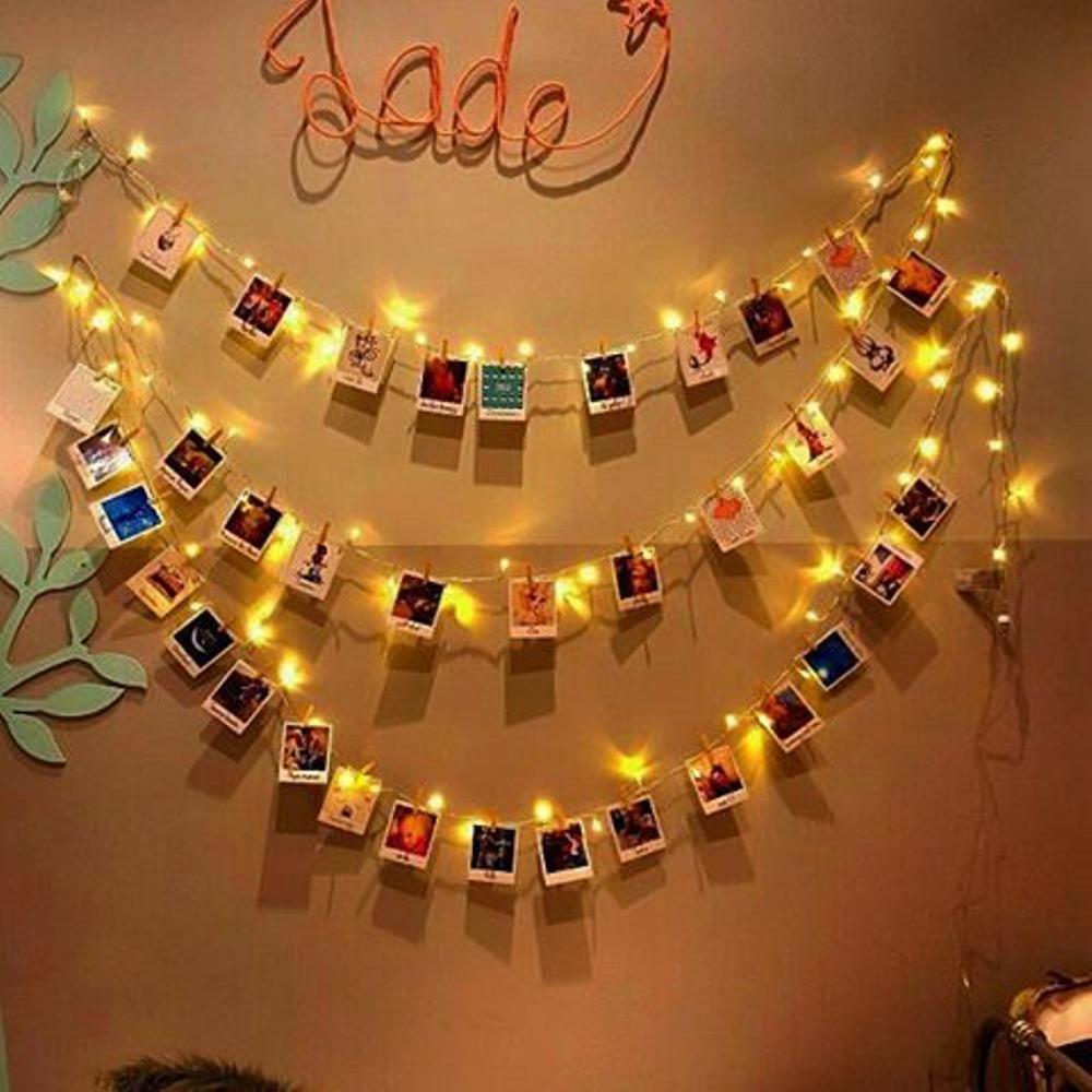 DapurBunda LAR Lampu Tumblr 5 Meter / 10 Meter + Sambungan Colokan / Lampu LED /
