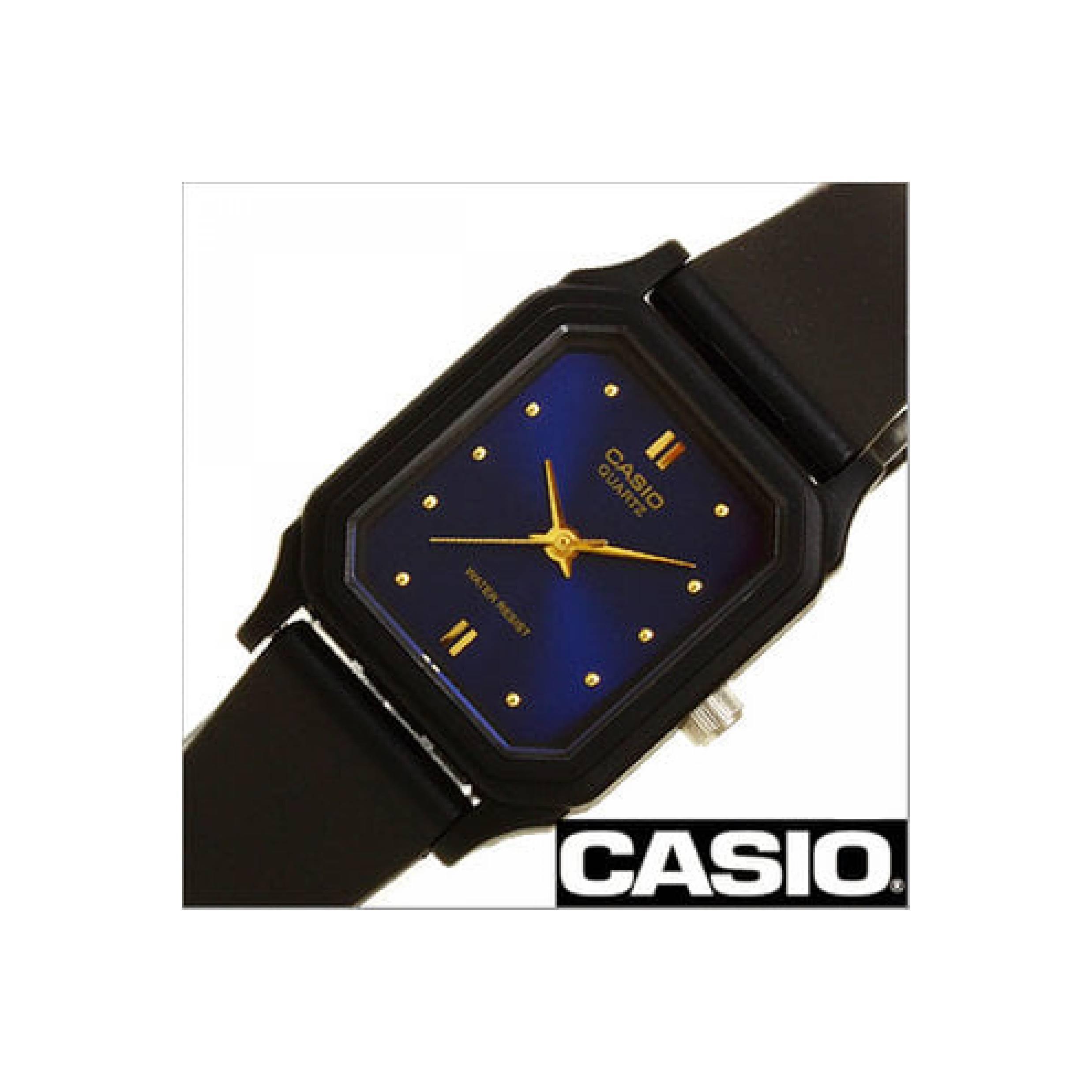 Casio Analog Jam Tangan Pria Hitam Strap Karet Mq 24 1b2 Update Casio Europe Mq 1bllgf