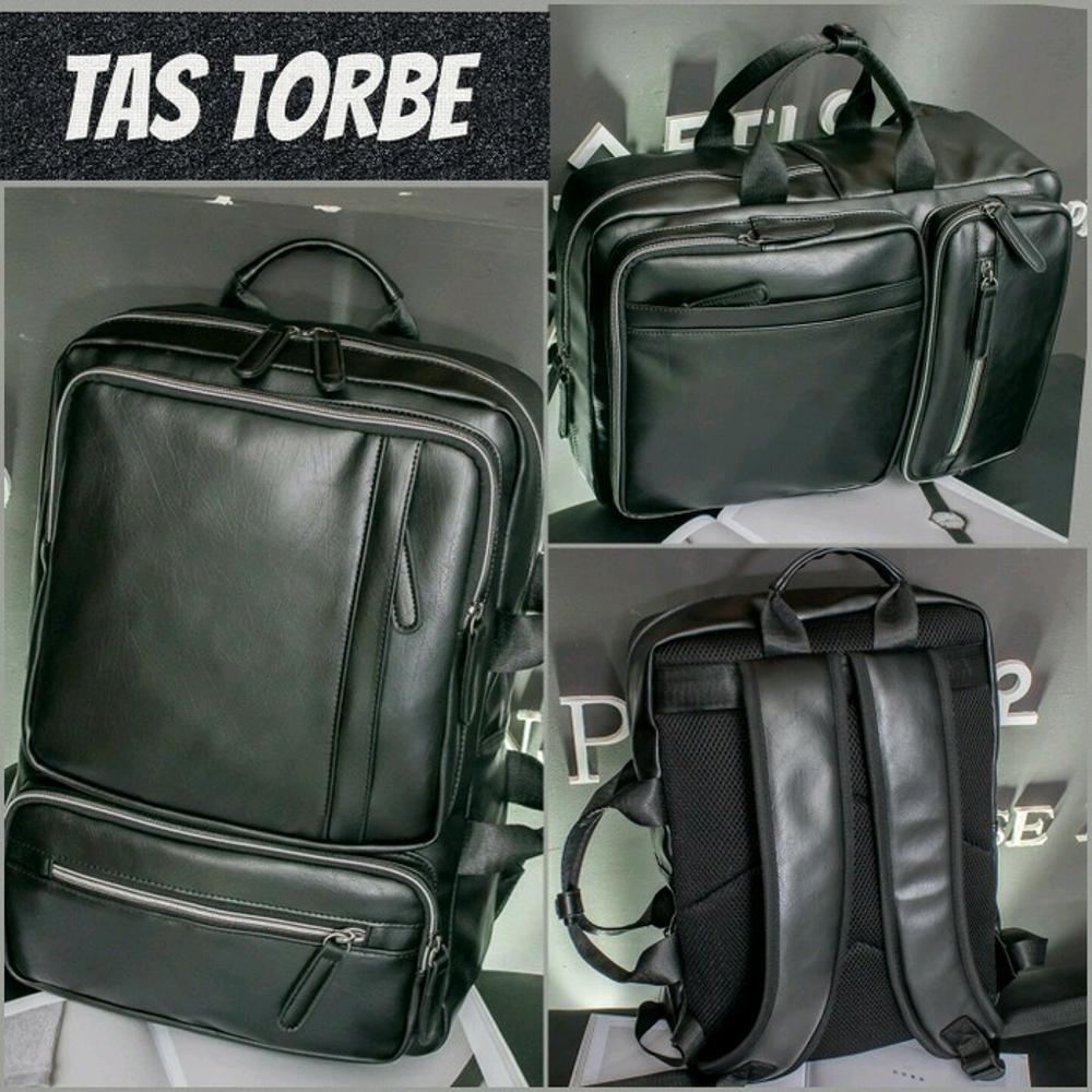 tas backpack jinjing pria wanita - tas punggung kulit import murah - tas ransel sekolah kuliah laptop - tas grosir branded batam di lapak pelangi_bag bagusia08