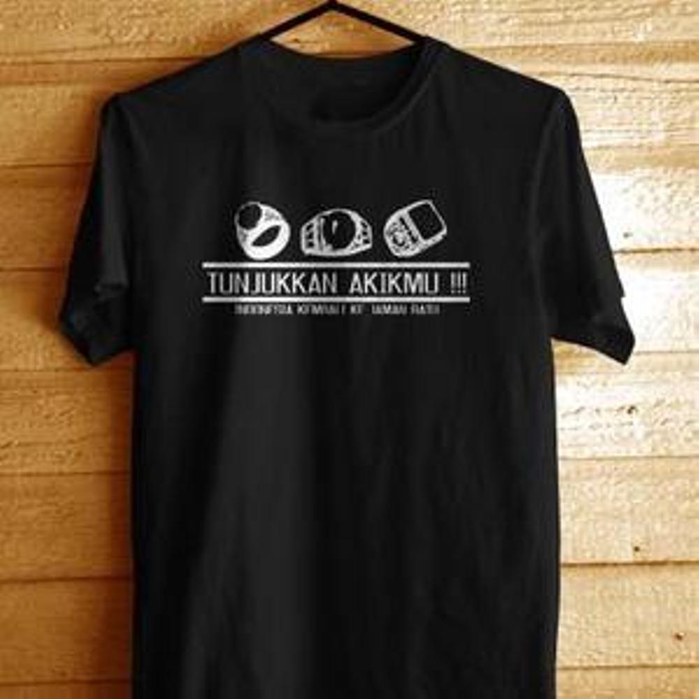 Kaos T Shirt Akik Big Size XXXL Bacan Delima Pancawarna Ruby Kecubung Naga Opal Zamrud Newotdesign