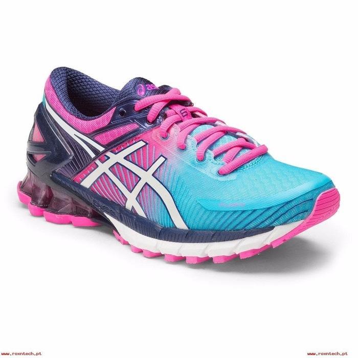 Sepatu Asics Gel Kinsei 6 Running Women Original