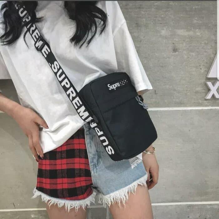 Detail Gambar DISKON Supreme Shoulder Bag Tas selempang TERMURAH Terbaru 5e9e4a6159