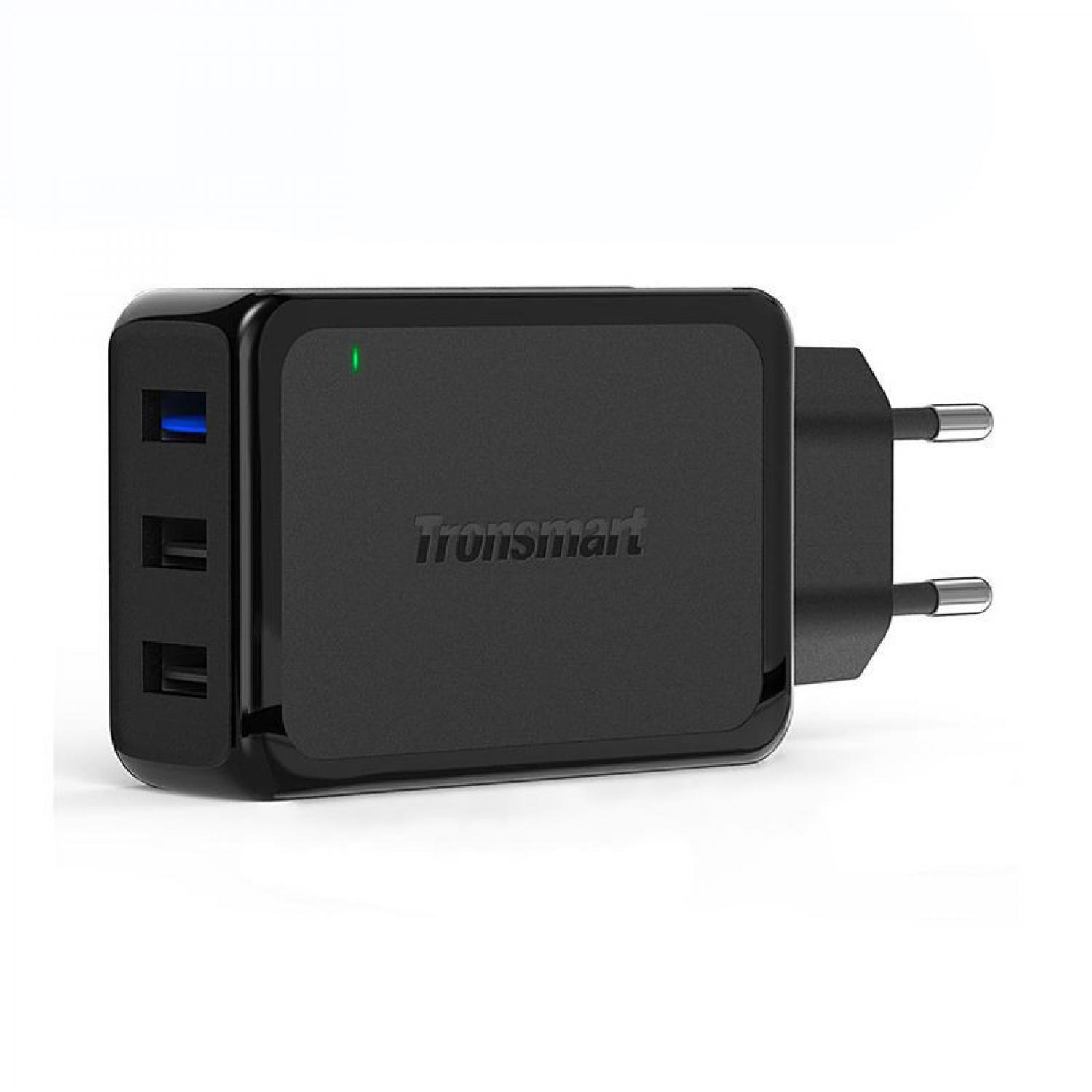 Tronsmart W3PTA USB Charge 3 Port with Qualcomm Quick Charge 3.0