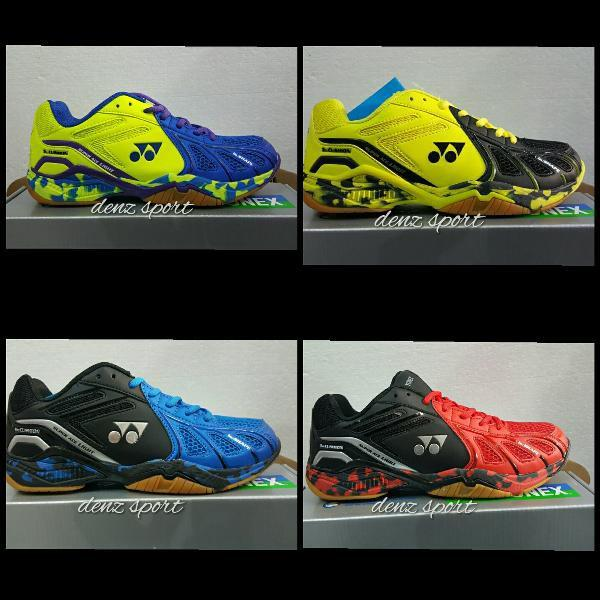 Best Seller! Sepatu Badminton YONEX SUPER ACE LIGHT ORIGINAL