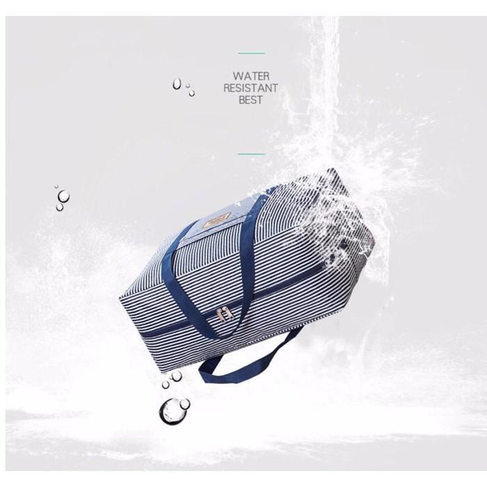 Panache Waterproof Foldable Travel Big Size Bag / Tas Lipat Uk. Besar - O2omvy