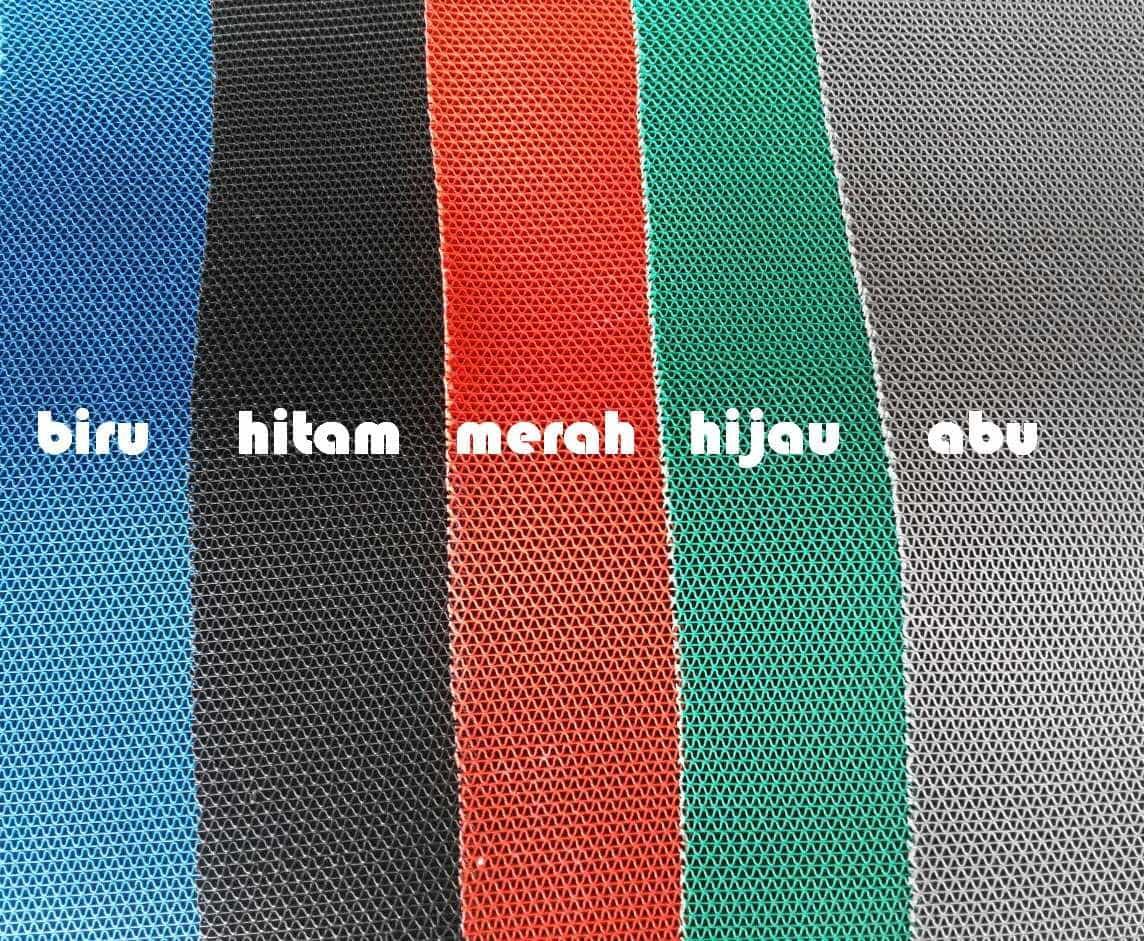 Karpet Wc  Kamar Mandi Anti Slip ;Jual Meteran)