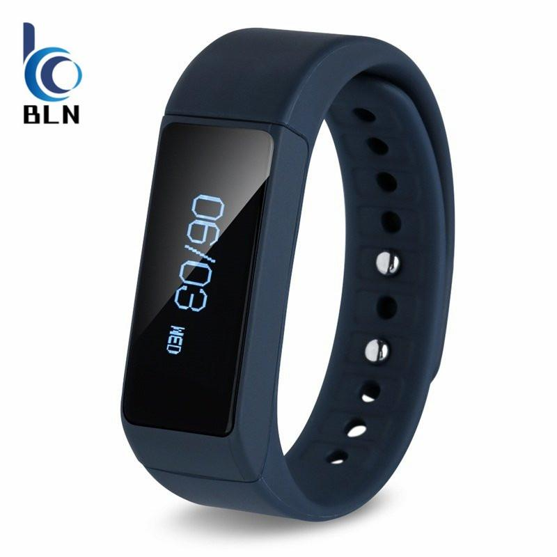 Jual Bln I5 Plus Smart Bracelet Bluetooth 4 Waterproof Touch Screen Fitness Tracker Health Wristband Sleep Monitor Smart Watch Blue Online Di Hong Kong Sar Tiongkok