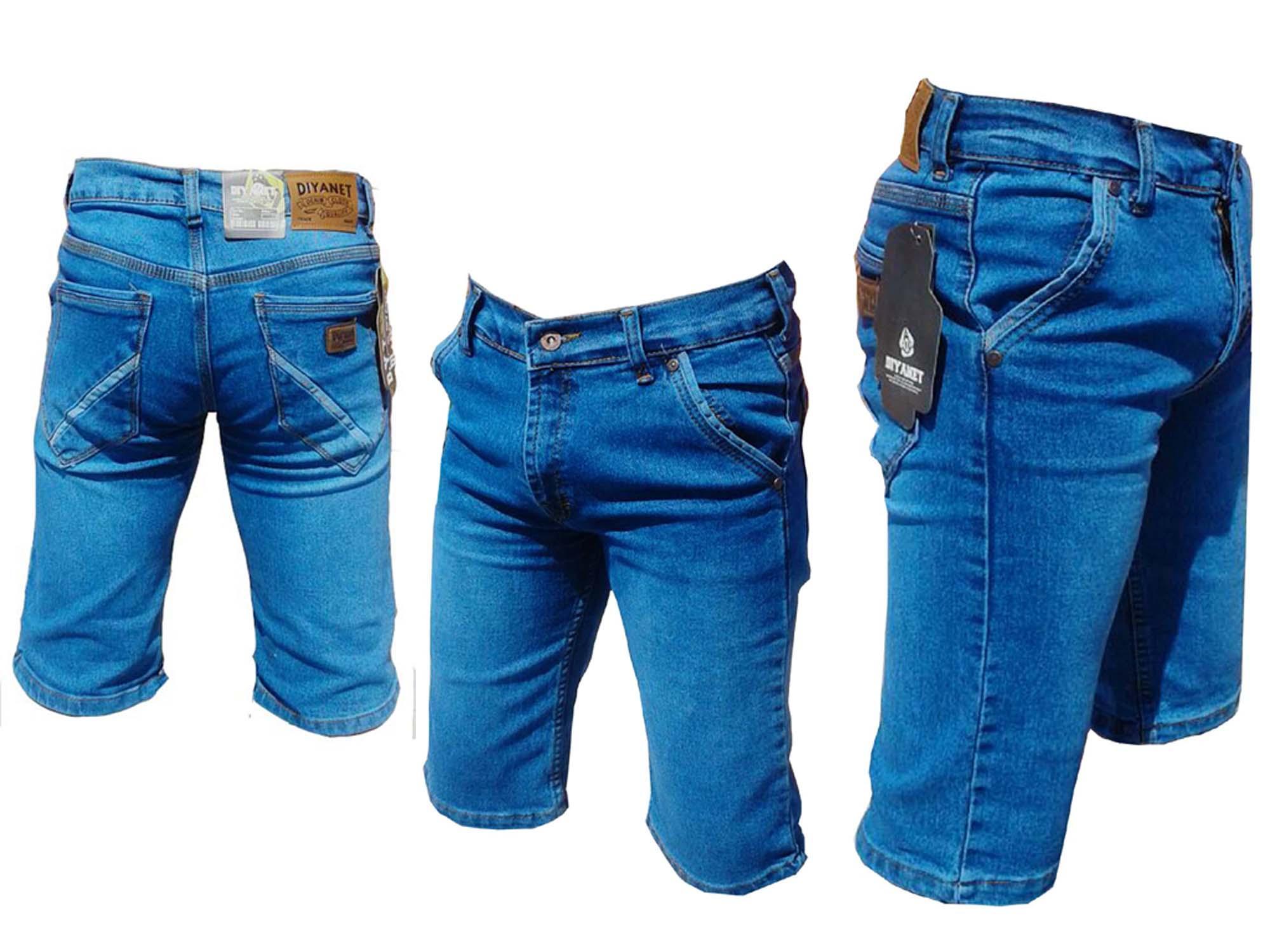 Fitur Diky Noval Celana Pria Cargo Blackhawk Tactical Outdoor Jeans Pendek Trendy Size 27
