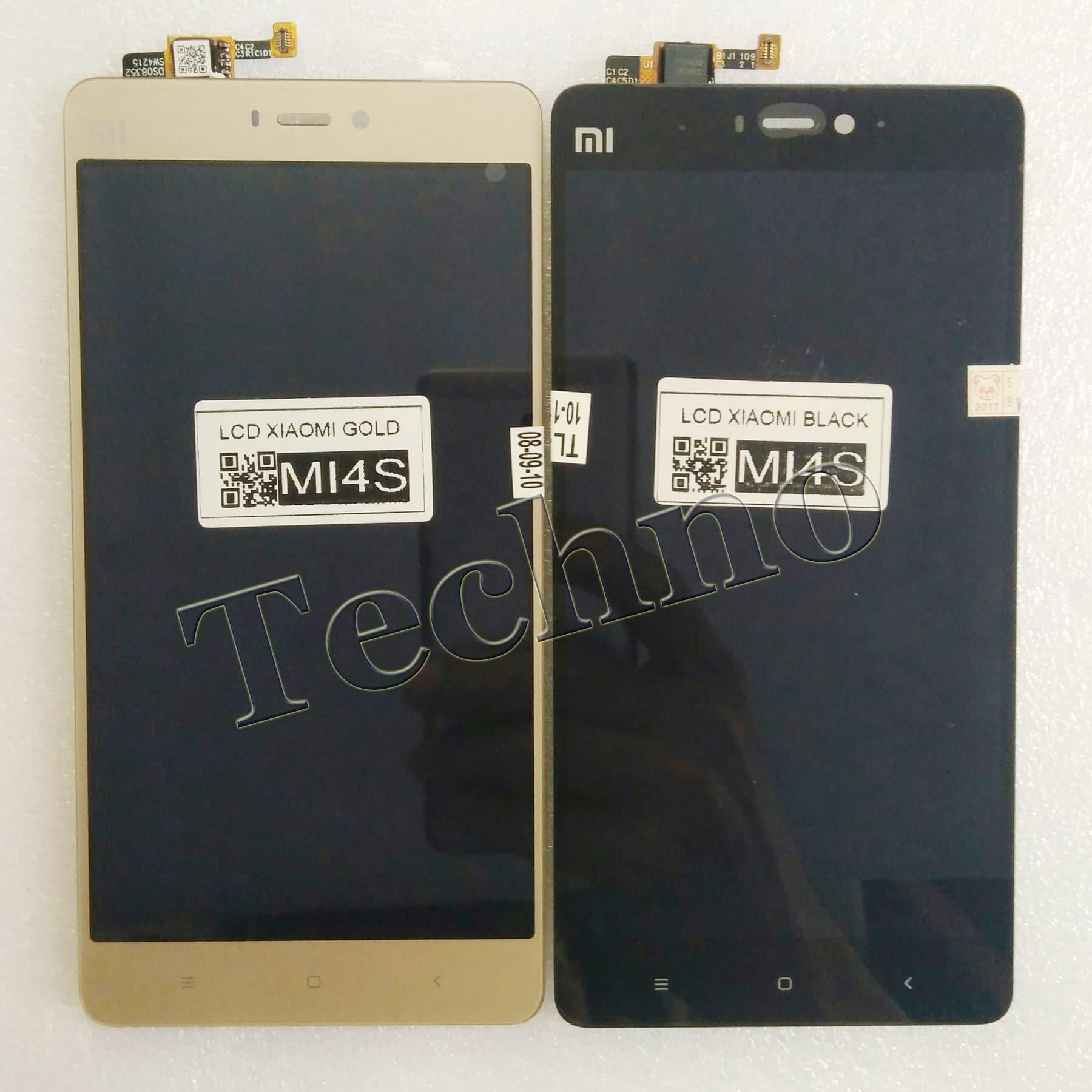 LCD XIAOMI MI4S MI 4S FULL TOUCHSCREEN genzatronik