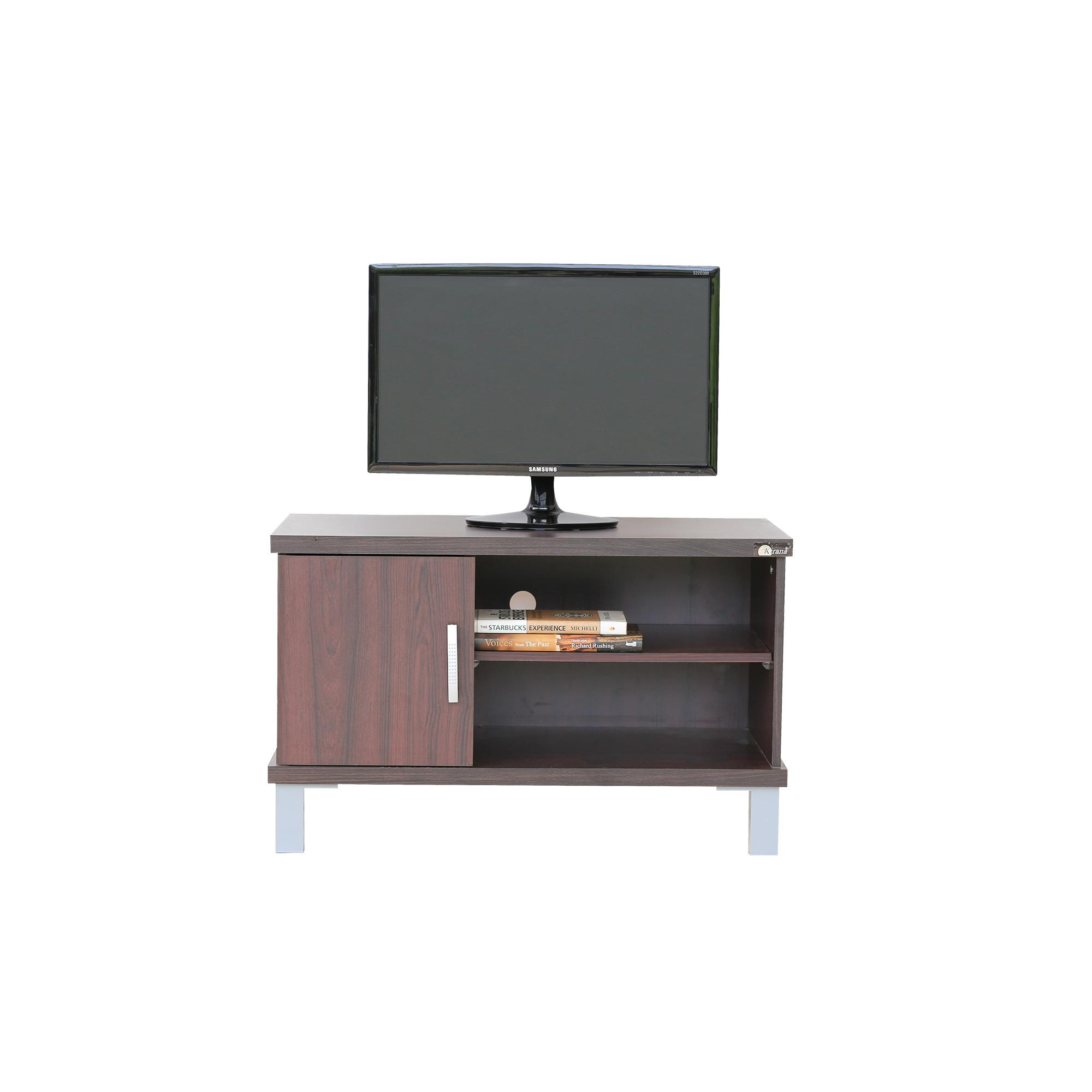 Kirana Rak TV / Meja TV / Audio BF 883 DM - Dark Mahogany