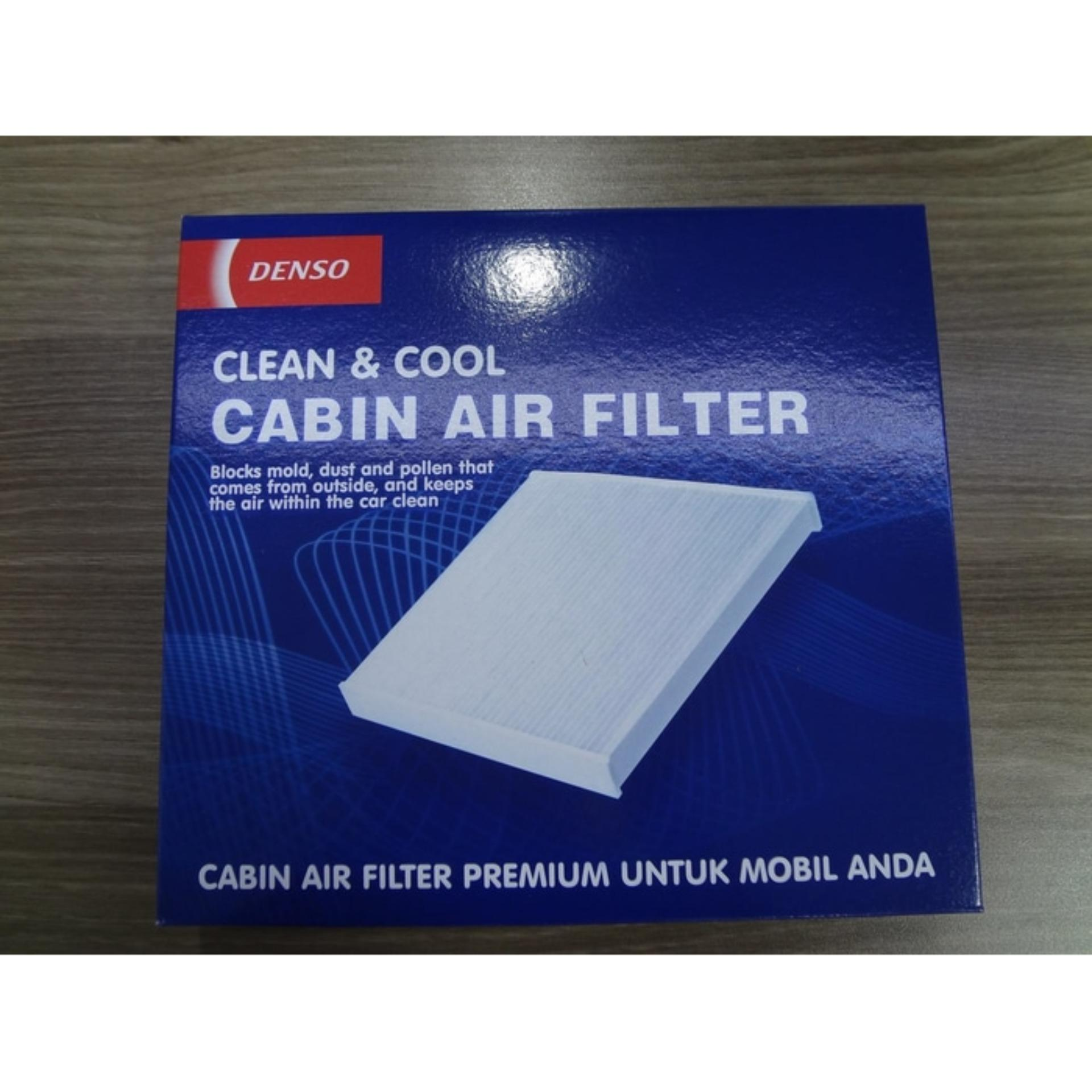 Sloof Kabin Cabin Filter AC Denso Honda Freed New City Jazz RS Mobilio Brio