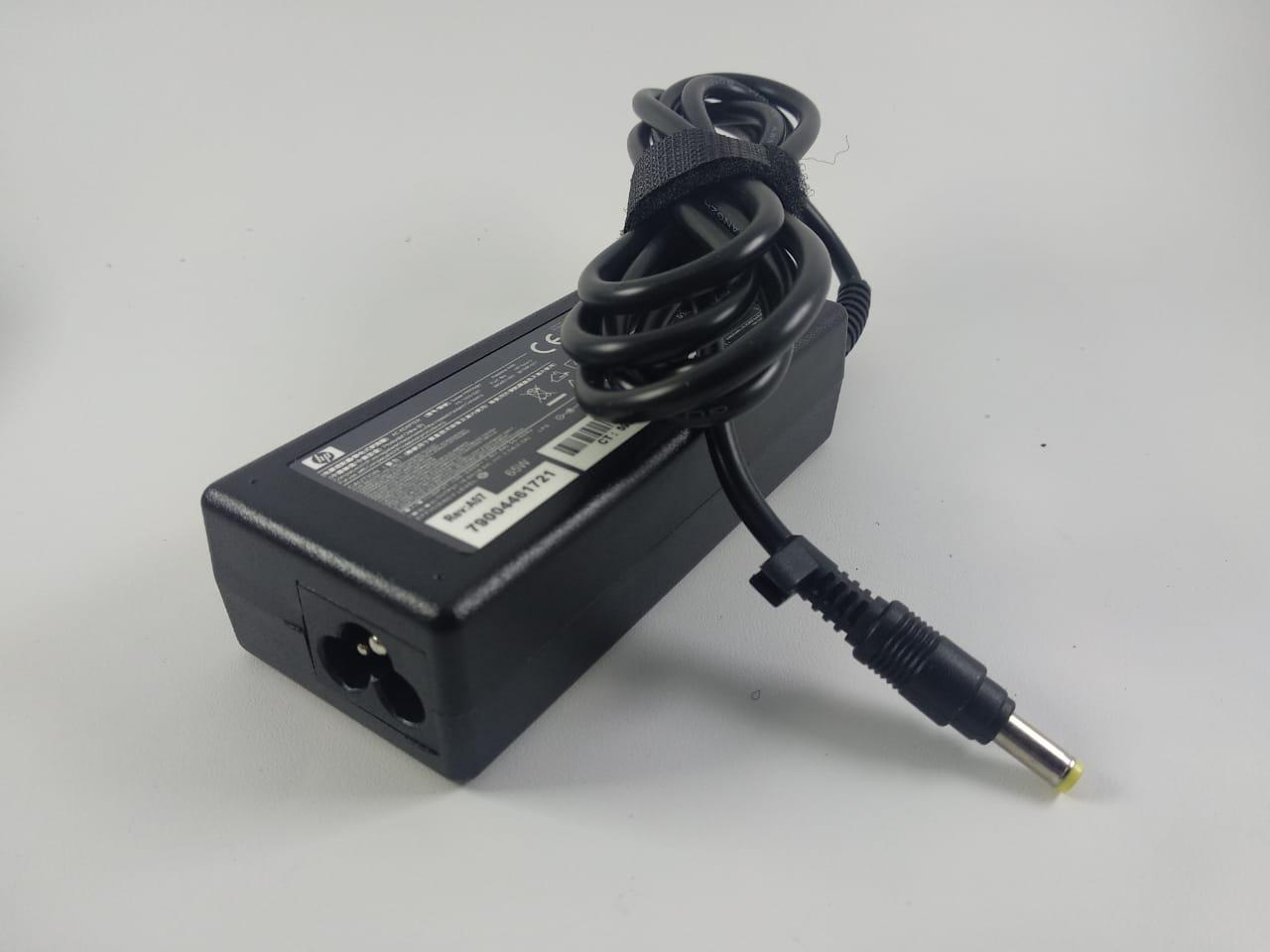 HP ORI Adaptor Laptop HP-COMPAQ 18.5V 3.5A / 4.8*1.7mm