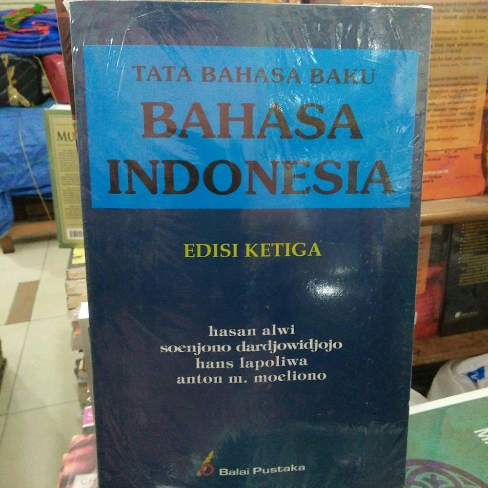 Tata Bahasa Baku Bahasa Indonesia rama store