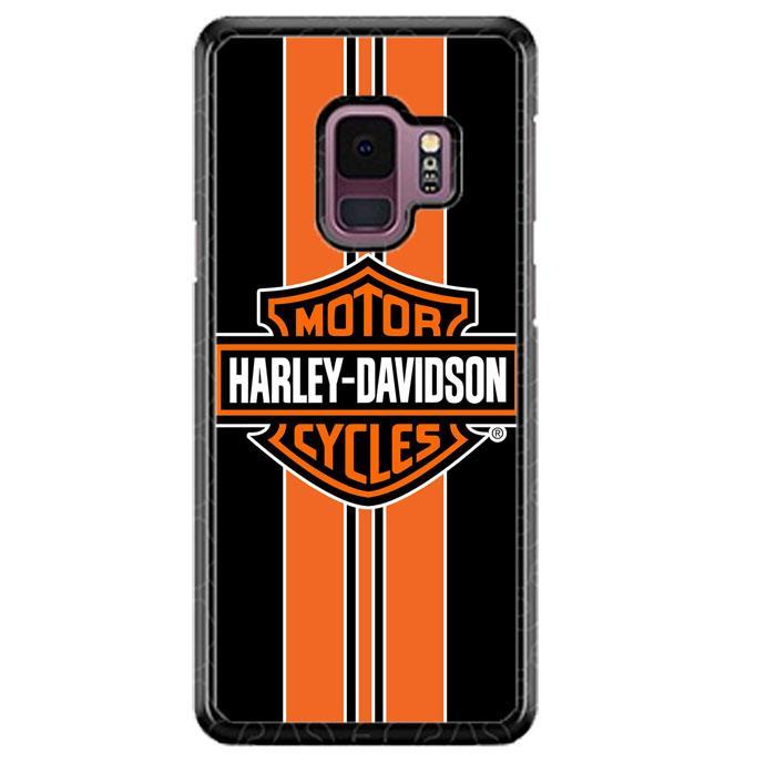 Casing Samsung Galaxy S9 Custom Hardcase Harley Davidson J0252 Case Cover