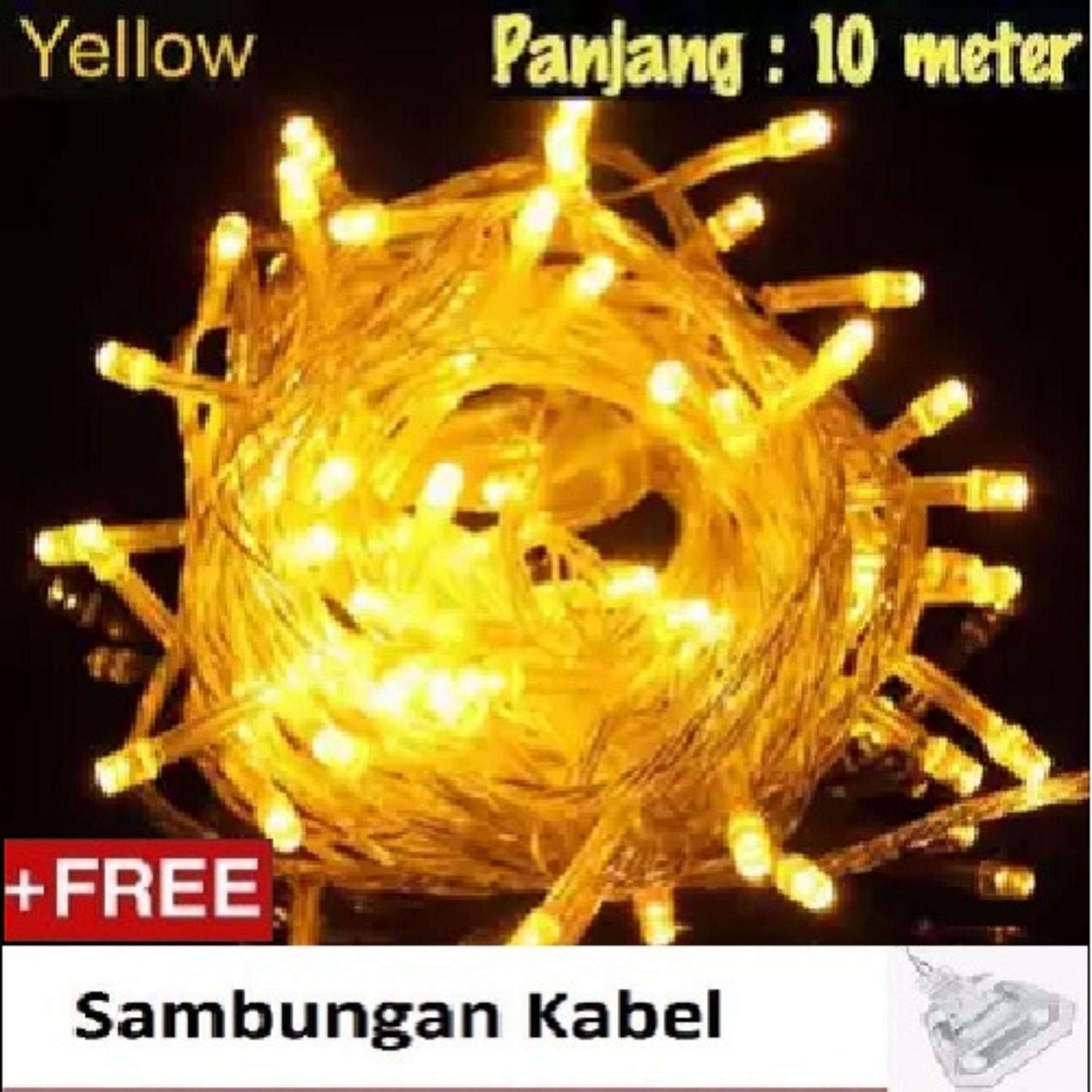 SRS Lampu Hias LED Tumblr / Lampu Hias Natal LED / Lampu Dekorasi LED / Twingkle