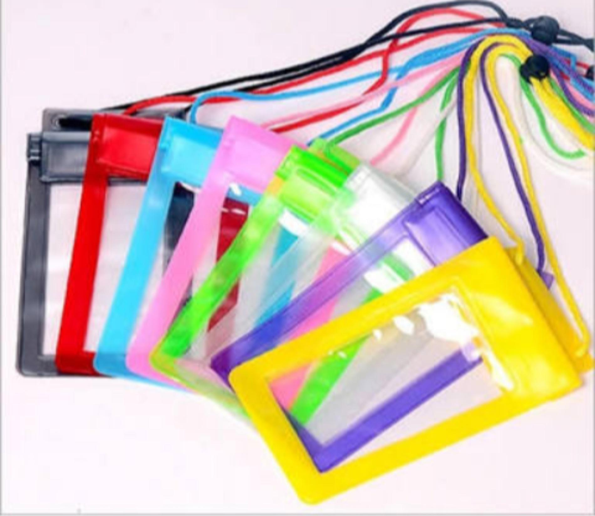 Griyaazza - Waterproof Penahan Air Hp Bag Sarung Case Smartphone Anti Air - Multi Warna