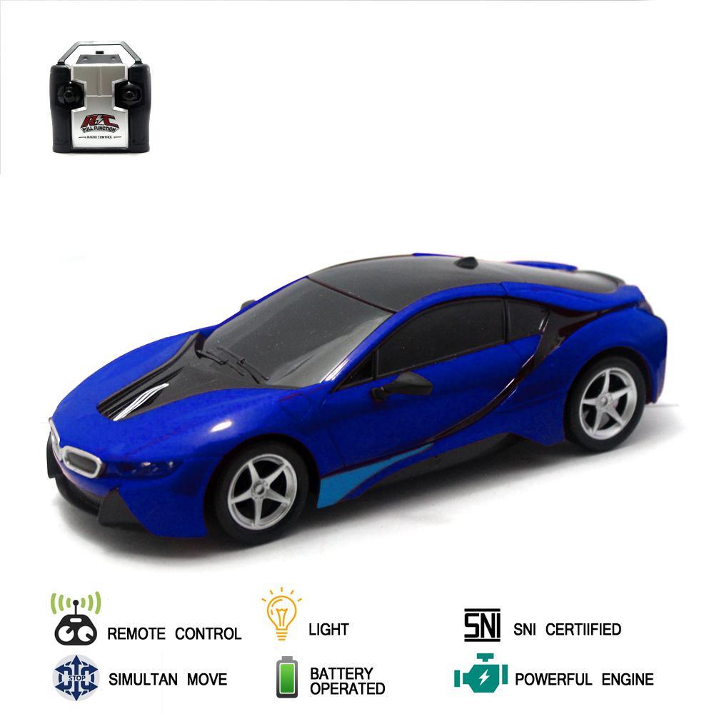 Mainan Mobil Remote Control RC Supercar i8