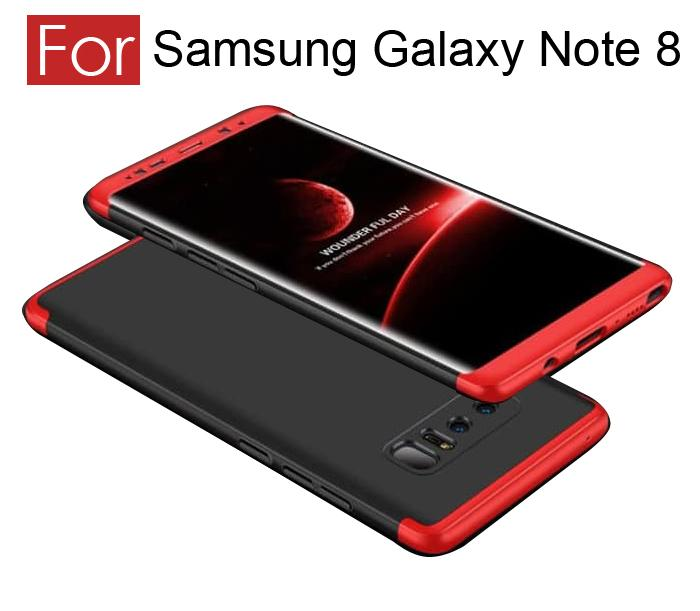 Accessories Hp CASE GKK Hardcase 360 Full Protective For Samsung Galaxy Note 8