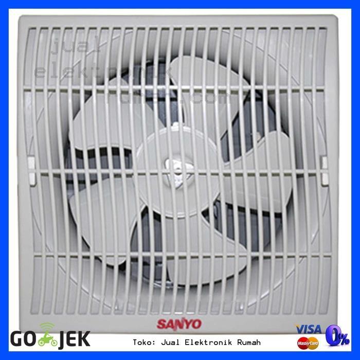 ORIGINAL - Exhaust Fan 10in Sanyo – EKSP26 Kualitas Terbaik