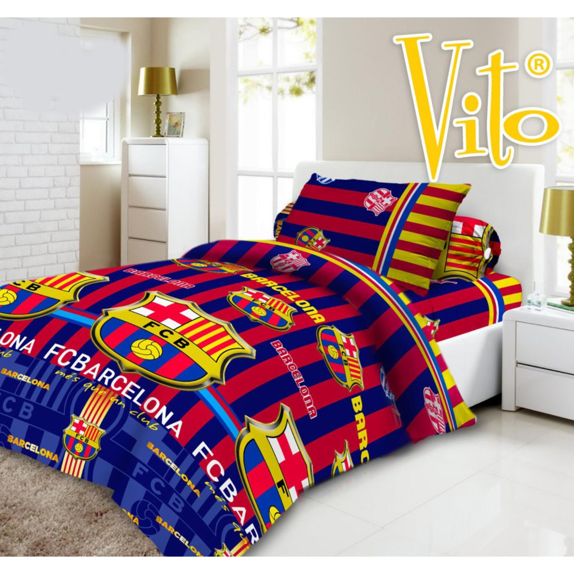 Sprei Vito Disperse Uk 120 Barca
