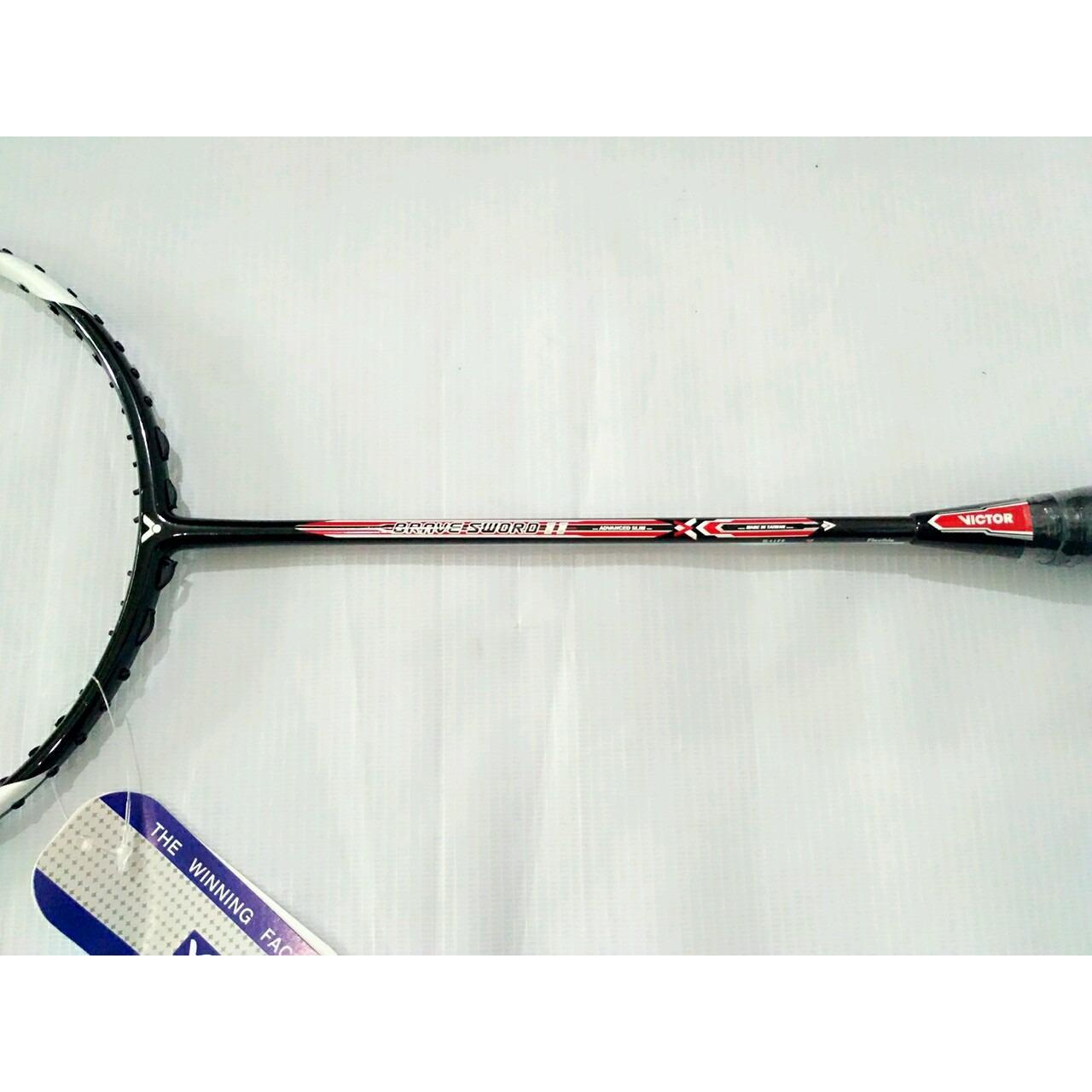 Raket Yonex Import Free Tas Grip Daftar Harga Terlengkap Indonesia Badminton Victor Thruster K Onigiri Orange Senar Dan Brave Sword 11 3
