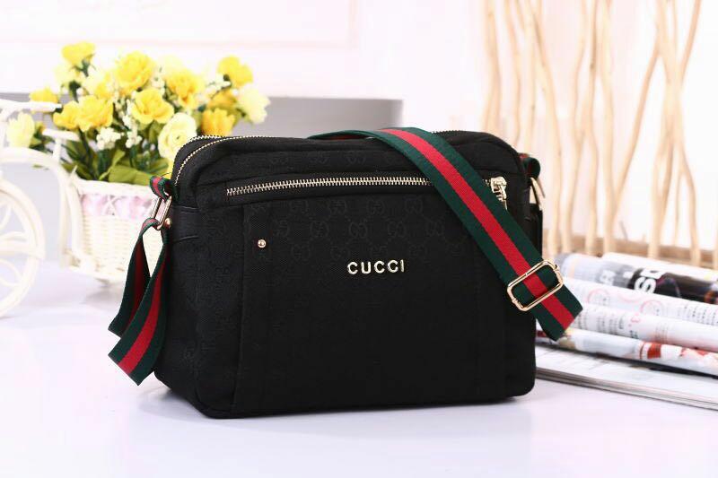 Gucci Selempang 6037 3 Ruang - FASHION TAS IMPORT BRANDED BERKUALITAS BAG  IMPORT WANITA 934cfd4be0