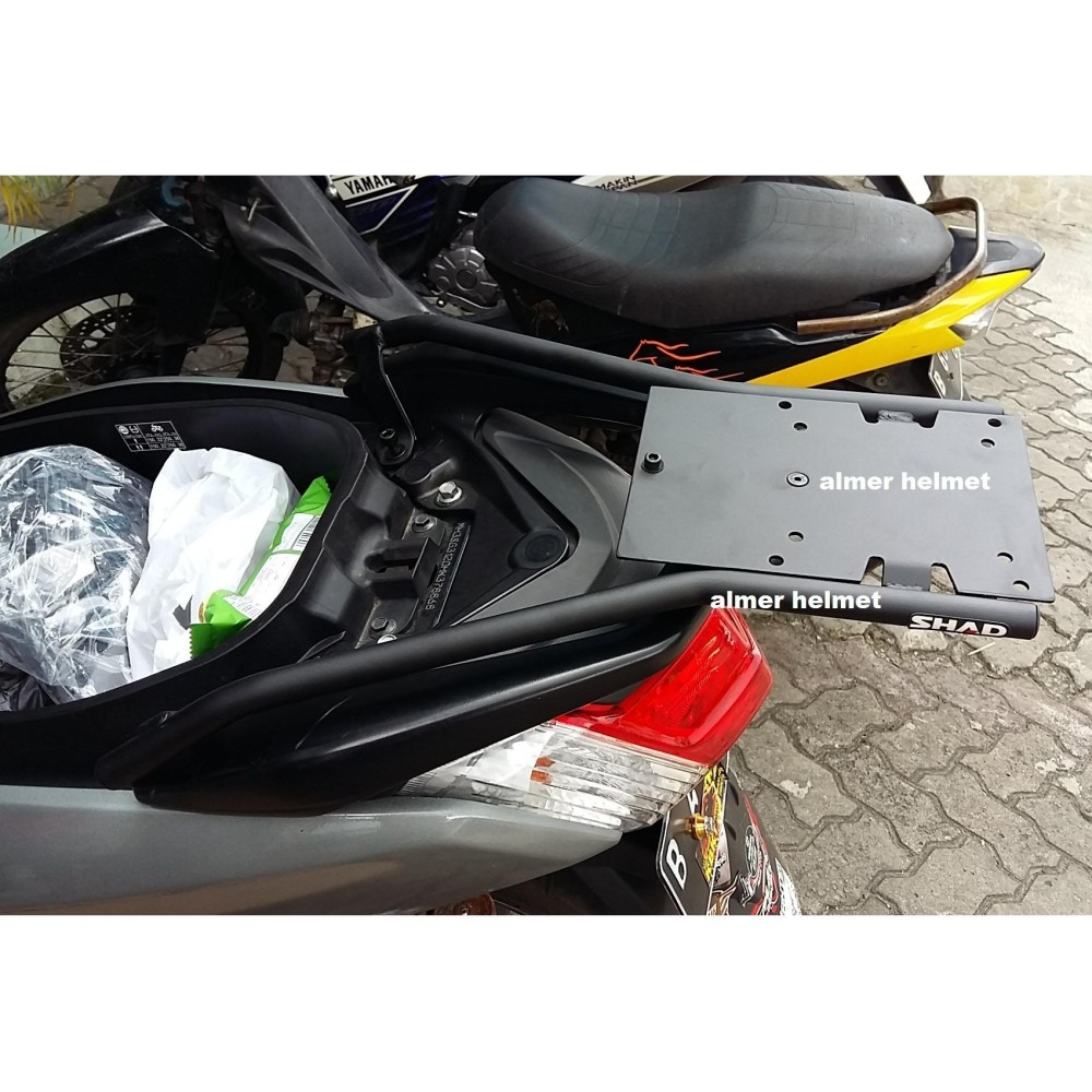 Harga Shad Bracket Box For Yamaha Nmax New