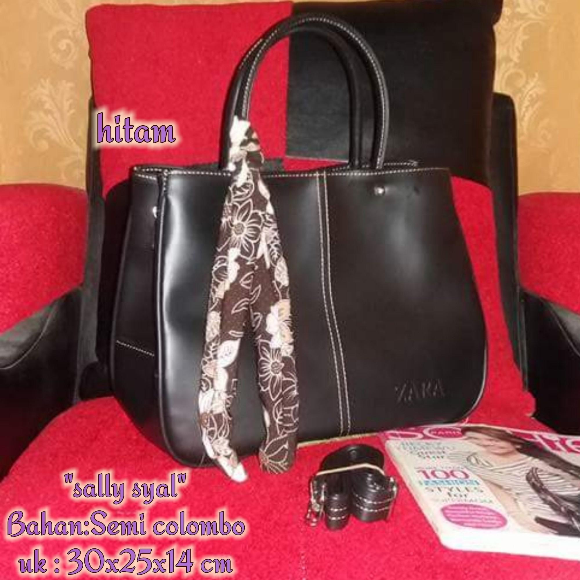 Tas WAnita Selempang Tote Bag Zara Syal New Best Seller
