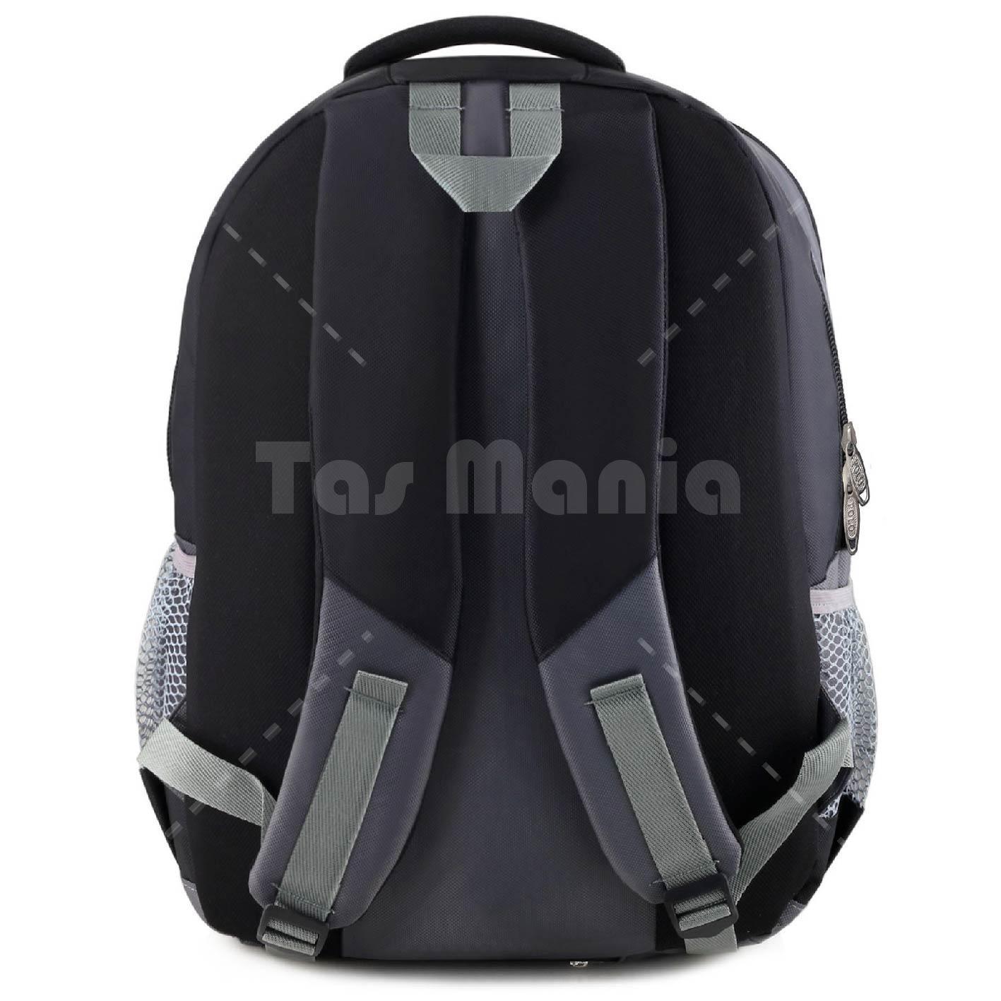 Tas Ransel Polo USA AXIATOR Dailypack Tas Laptop Casual Backpack + Raincover CRI03 .